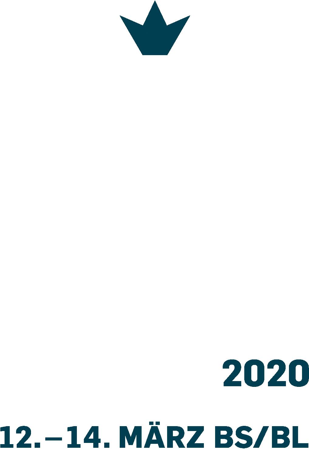Logo Poetry Slam Schweizer Meisterschaft 2020
